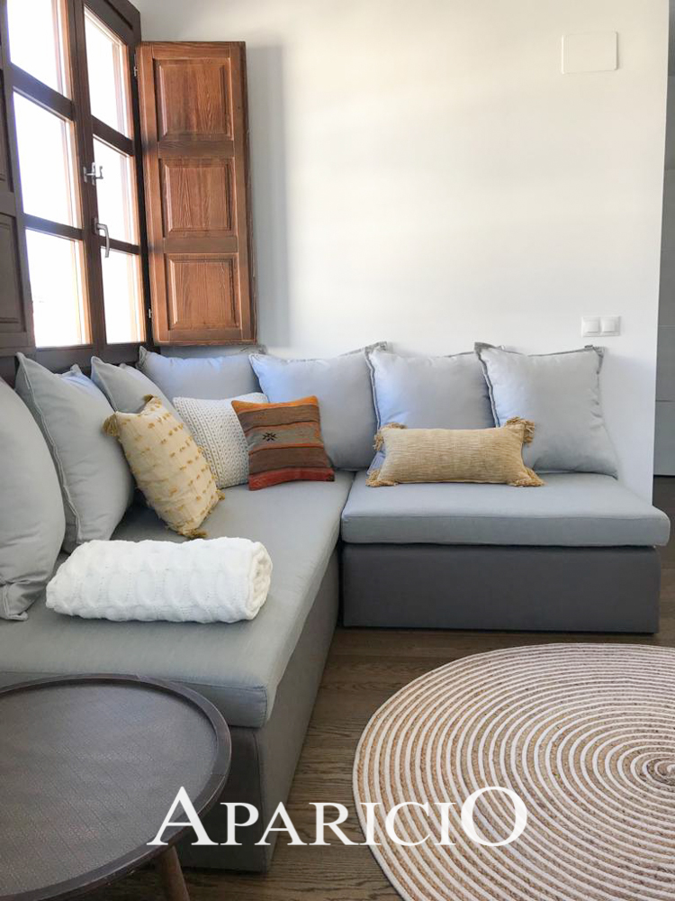 desinfectar sofá
