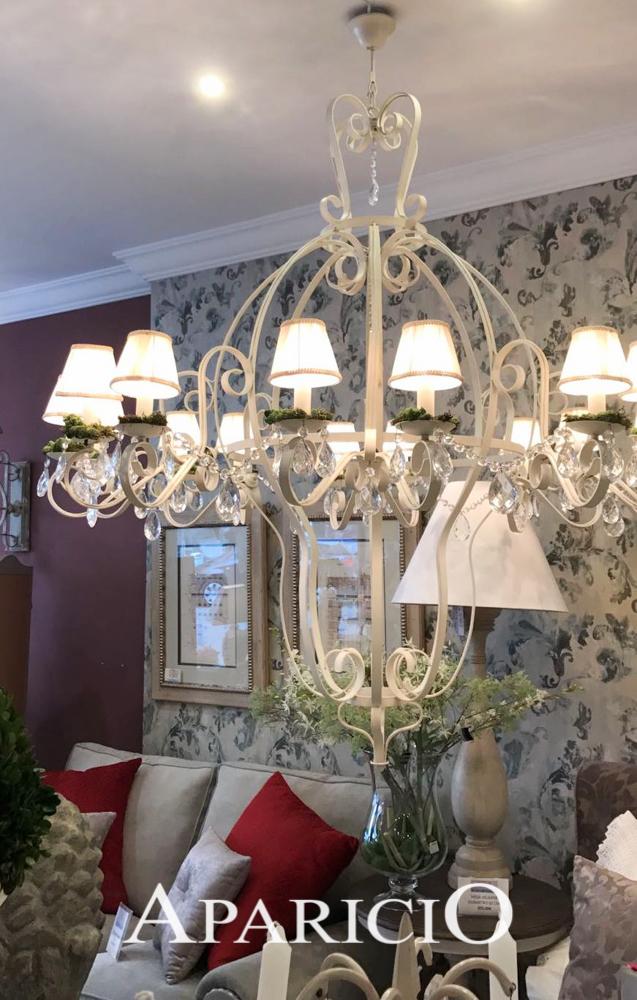 Muebles Aparicio lámparas