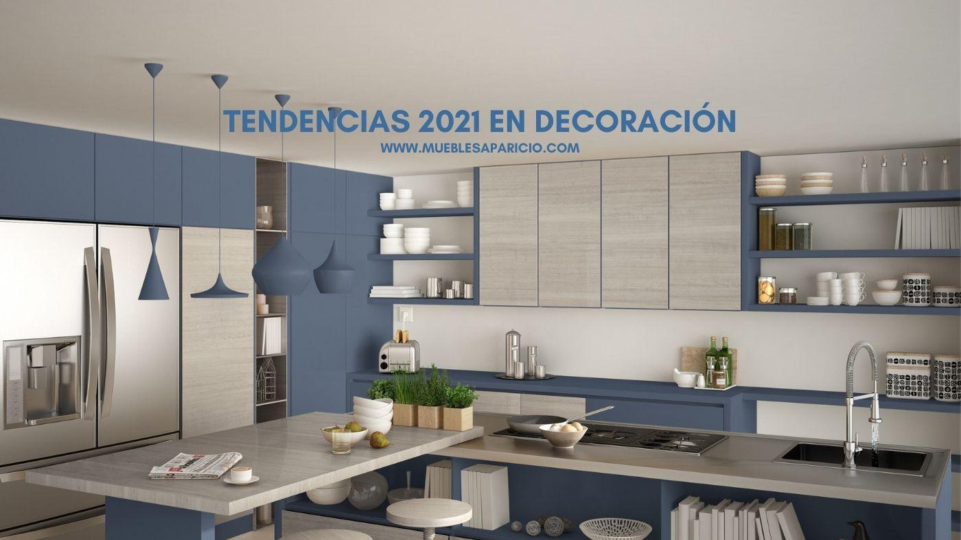 tendencias 2021 en decoración