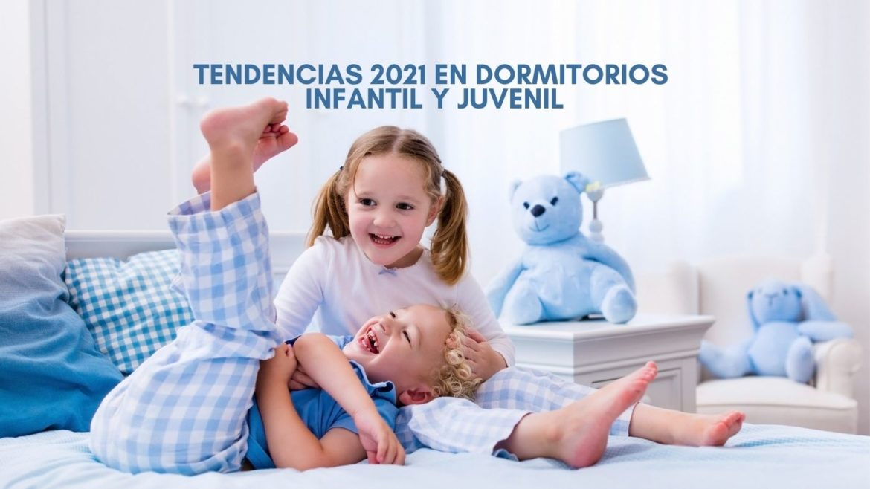 tendencias 2021 en dormitorio infantil
