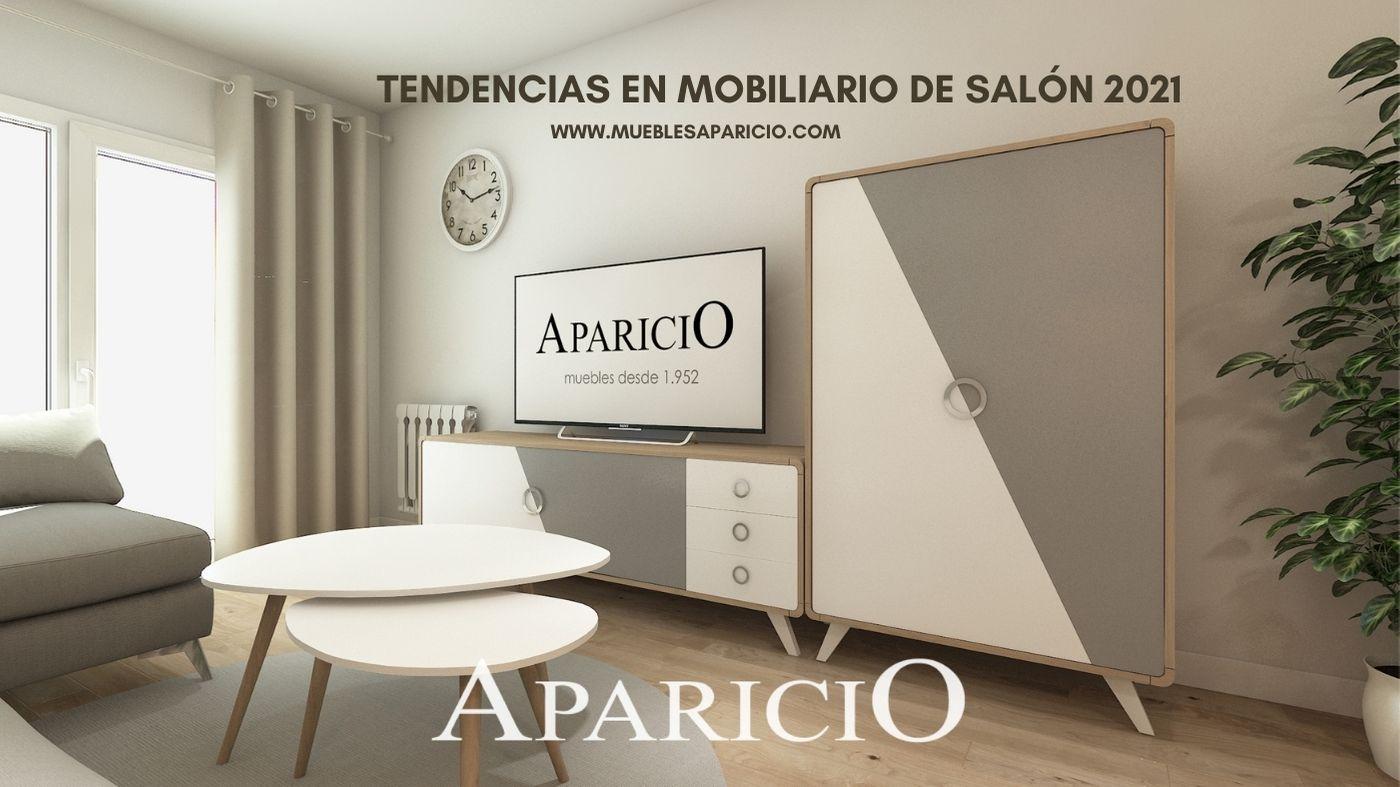mobiliario de salón 2021