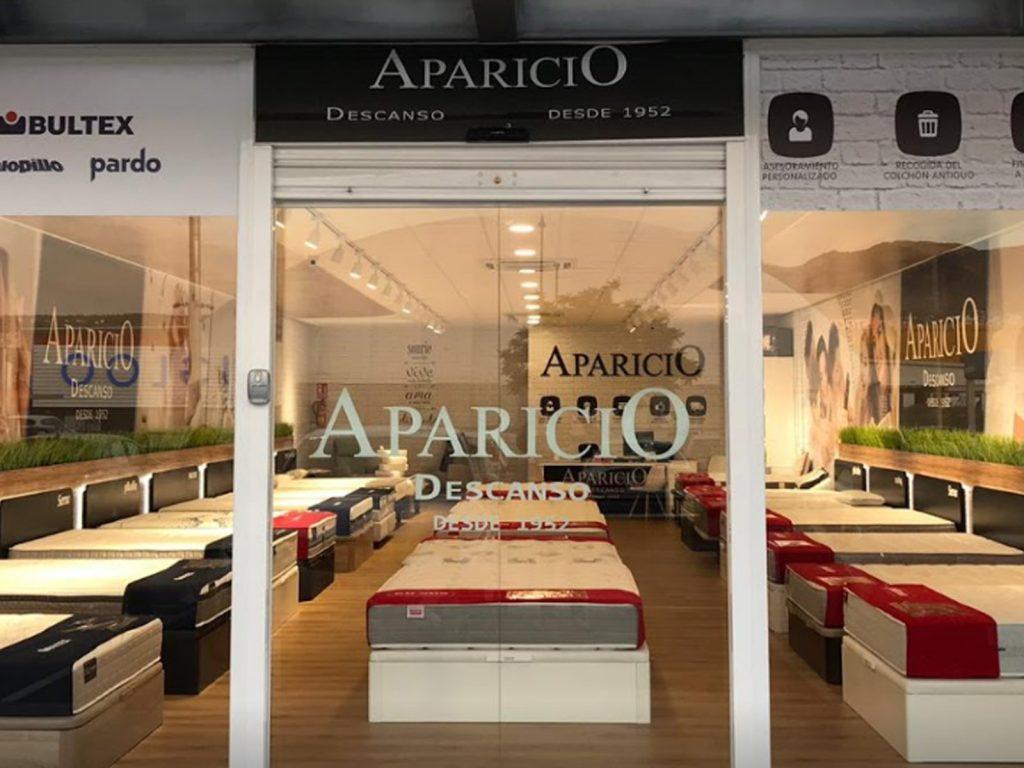 Tienda en Granada de Muebles Aparicio