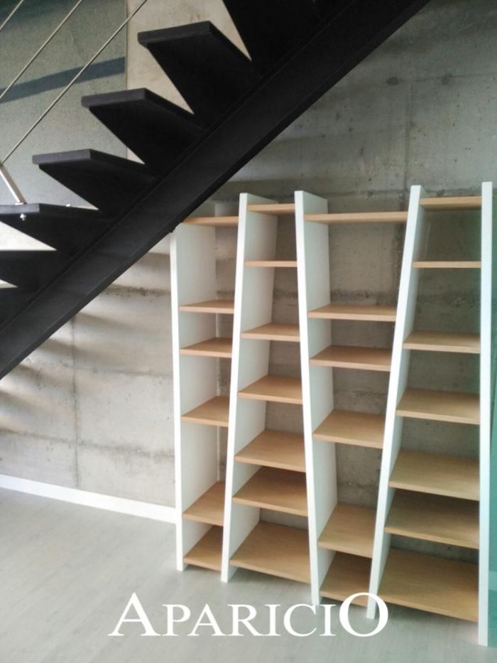 estanterías para almacenaje